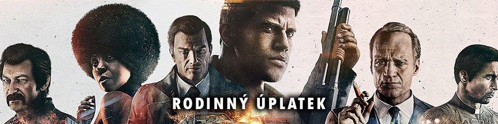 Mafia III Rodinný úplatek DLC banner