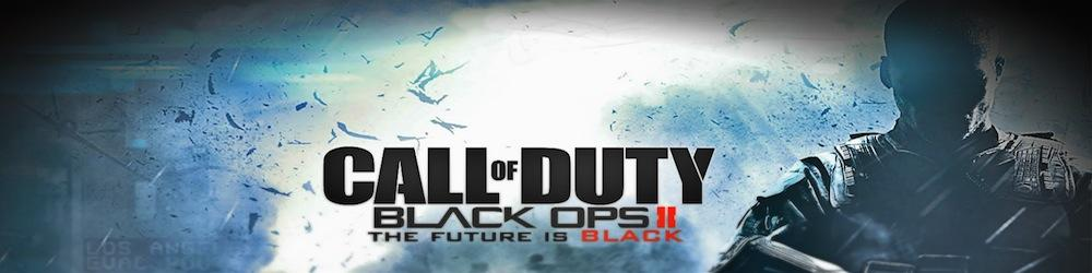 Call of Duty Black Ops 2 + Nuketown 2025 banner