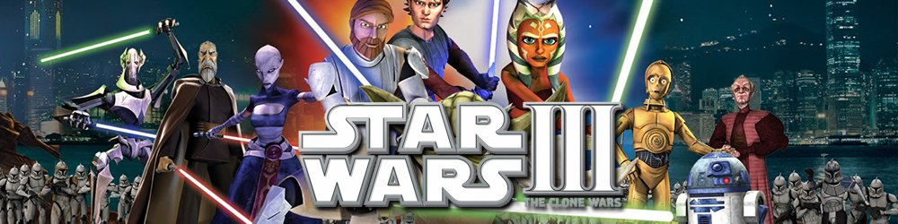 LEGO Star Wars III The Clone Wars banner
