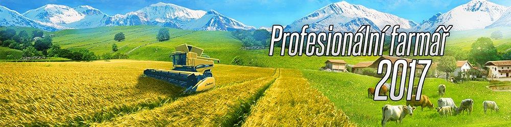 Profesionální farmář 2017 banner