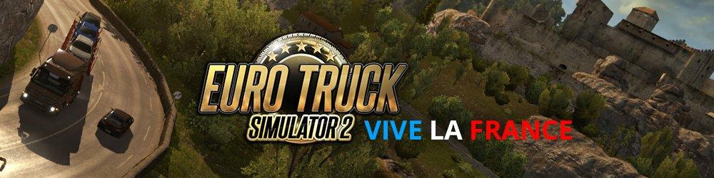 Euro Truck Simulátor 2 Vive la France ! banner