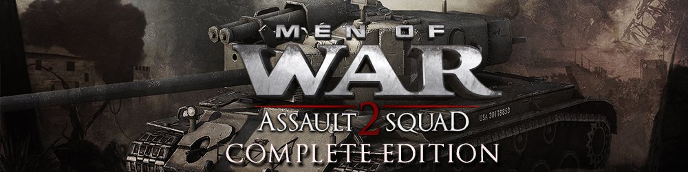 Men of War Assault Squad 2 Complete Edition banner