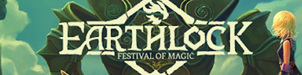 EARTHLOCK Festival of Magic banner