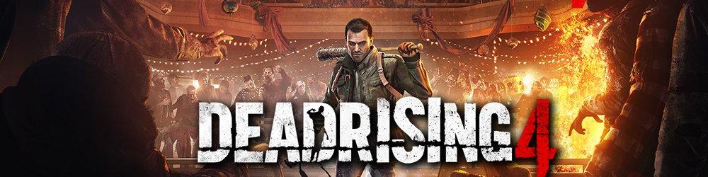 Dead Rising 4 banner