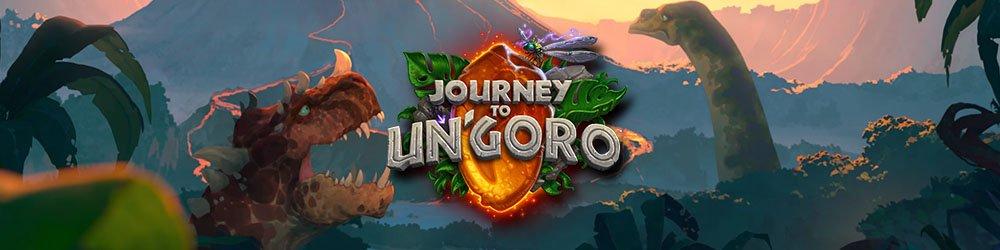 15x Hearthstone Journey to Un'Goro banner