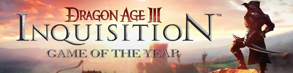 Dragon Age 3 GOTY banner