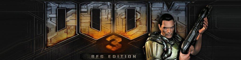 Doom 3 BFG Edition banner