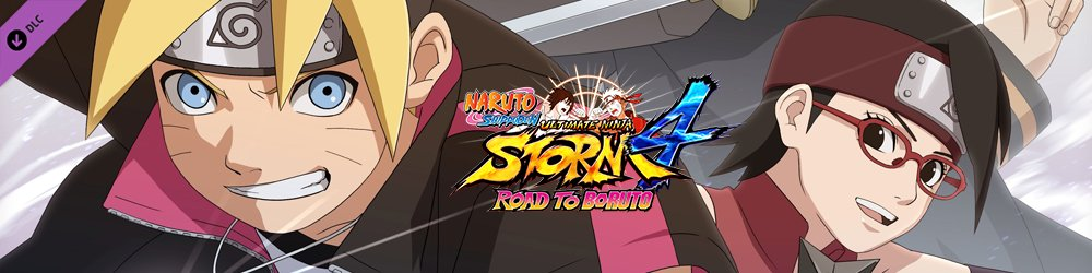 NARUTO STORM 4 Road to Boruto