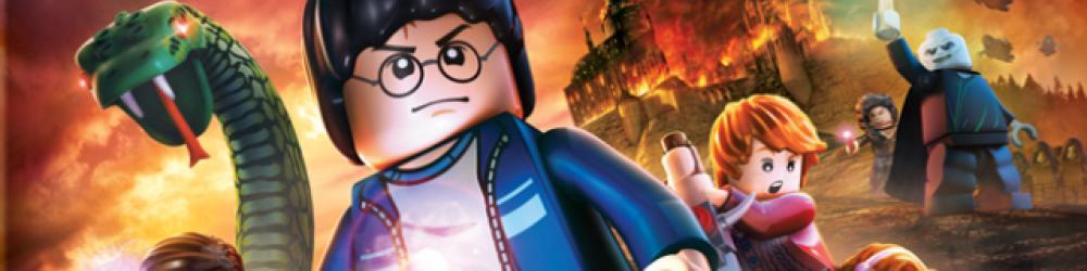 LEGO Harry Potter 5-7 banner