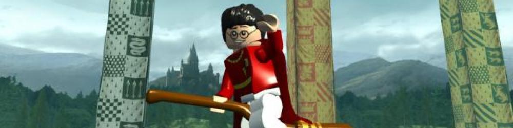 LEGO Harry Potter 1-4 banner