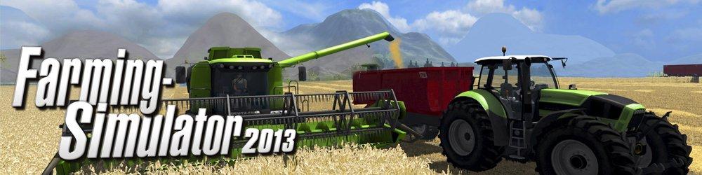 Farming Simulator 2013 Titanium Edition banner