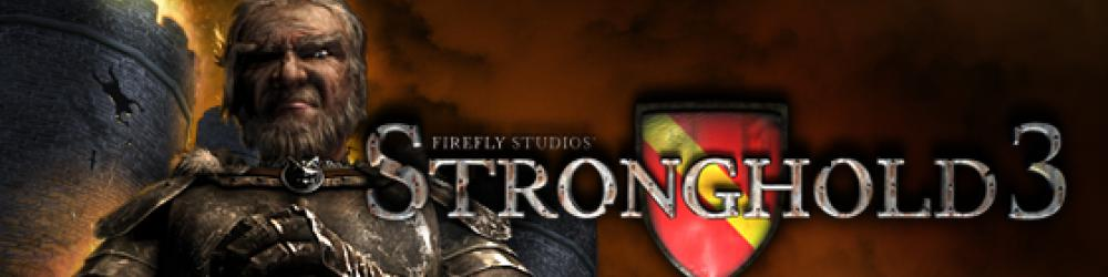 Stronghold 3 Gold banner
