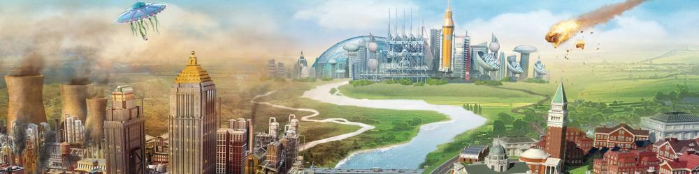 SimCity banner