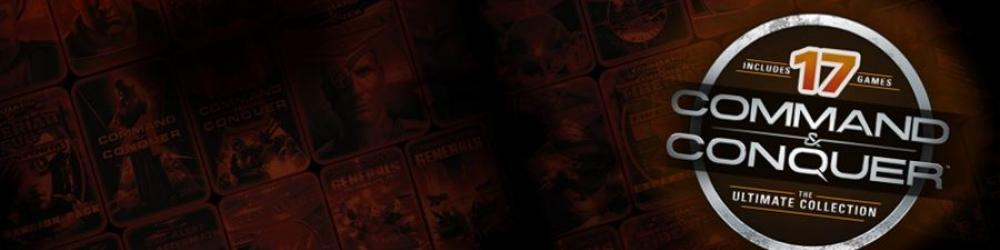 Command and Conquer The Ultimate Collection banner