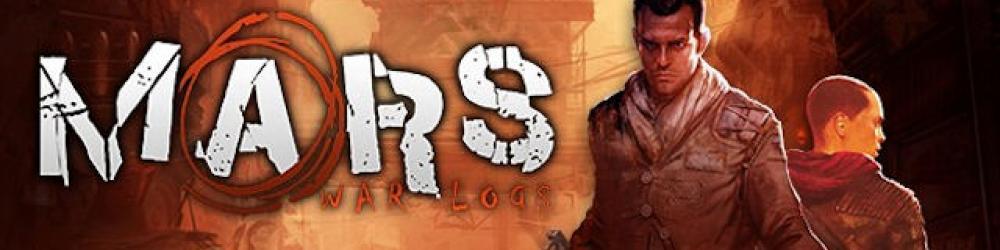 Mars War Logs banner