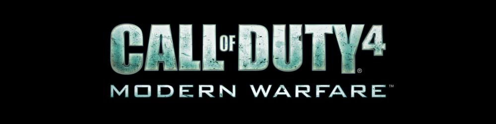 Call of Duty 4 Modern Warfare Steam banner