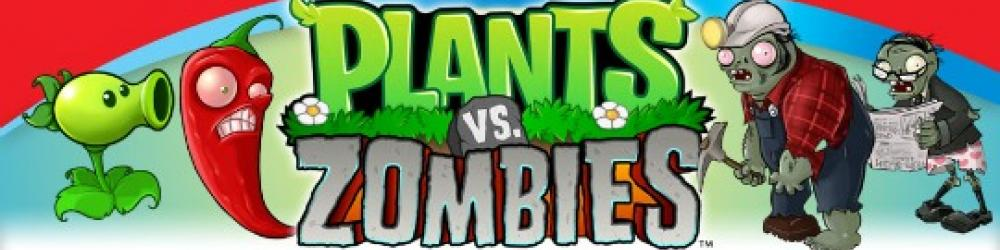 Plants Vs Zombies Game of the Year Edition banner