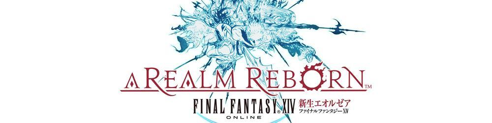 Final Fantasy XIV A Realm Reborn + 30D banner