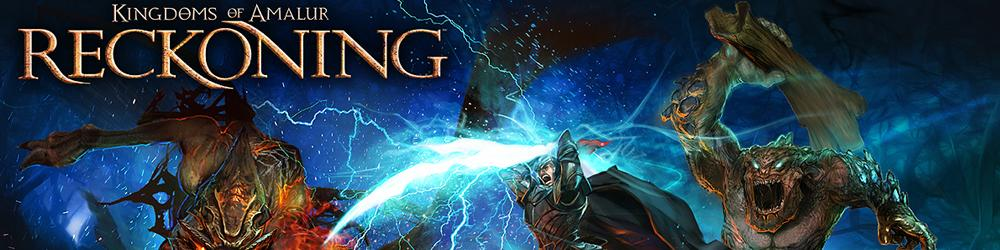 Kingdoms of Amalur Reckoning banner