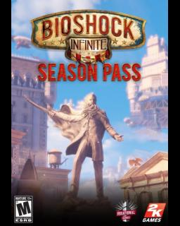 BioShock Infinite Season Pass krabice