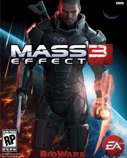 Mass Effect 3 krabice