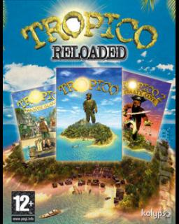 Tropico Reloaded krabice
