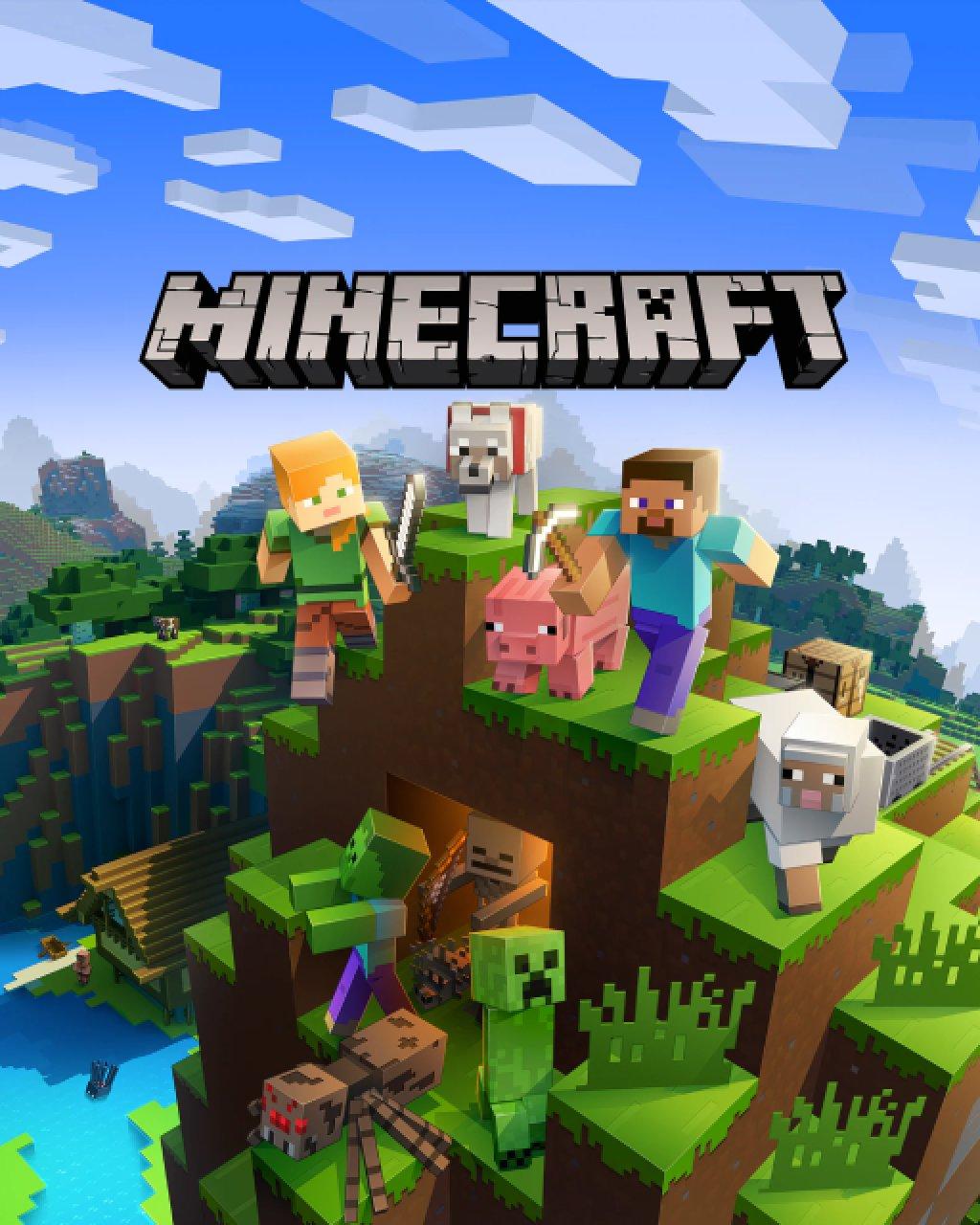 Minecraft krabice