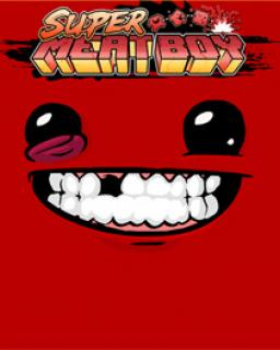 Super Meat Boy krabice