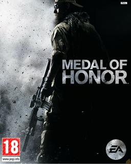 Medal of Honor 2010 krabice