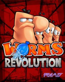Worms Revolution krabice