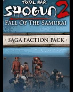 Total War Shogun 2 - Fall of the Samurai - Saga Faction Pack