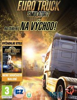 Euro Truck Simulátor 2 Na východ! krabice