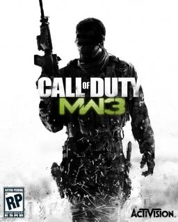 Call of Duty Modern Warfare 3 krabice