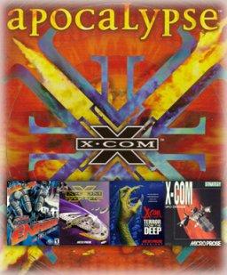 XCOM Classics Pack krabice