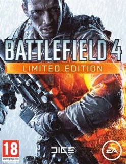Battlefield 4 Limited Edition krabice