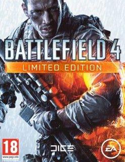 Battlefield 4 Limited Edition PC – digitální verze