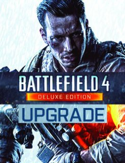 Battlefield 4 Digital Deluxe Edition Upgrade krabice