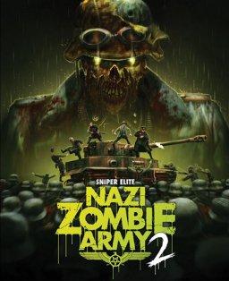 Sniper Elite Nazi Zombie Army 2 PC – digitální verze