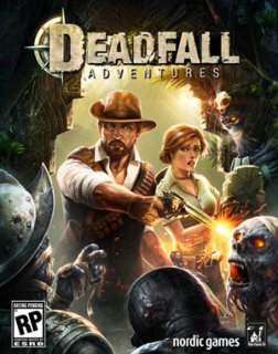 Deadfall Adventures Digital Deluxe Edition krabice