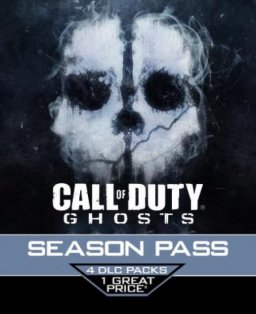 Call of Duty Ghosts Season Pass krabice
