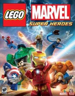 LEGO Marvel Super Heroes krabice