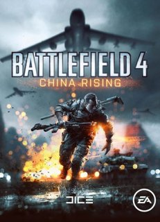 Battlefield 4 China Rising krabice