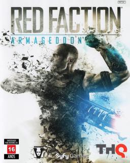 Red Faction Armageddon krabice