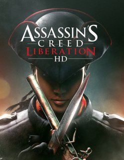 Assassins Creed Liberation HD krabice