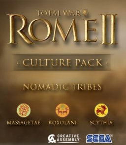 Total War Rome II Nomadic Tribes Culture Pack krabice