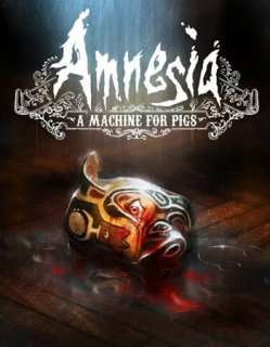 Amnesia A Machine for Pigs krabice
