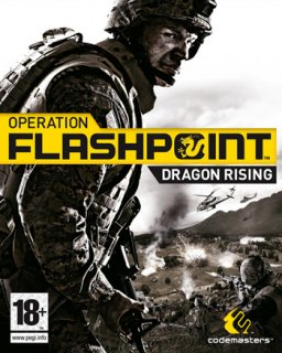 Operation Flashpoint Dragon Rising krabice