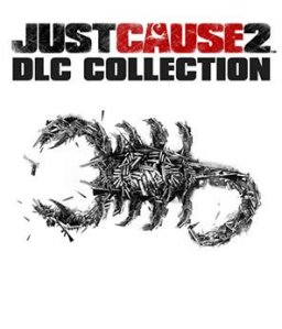 Just Cause 2 DLC Collection krabice
