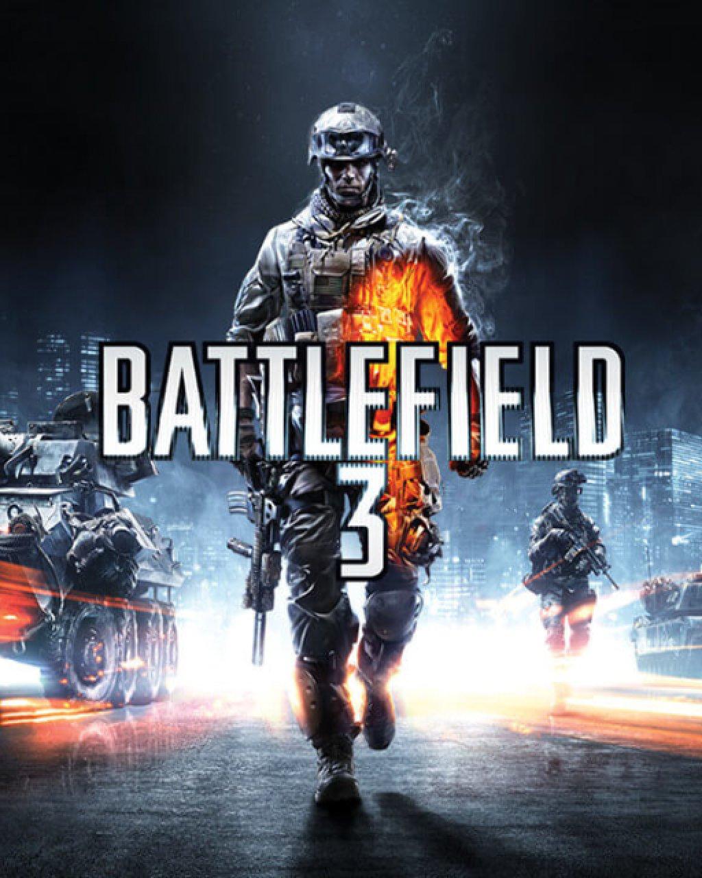 Battlefield 3 krabice