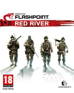 Operation Flashpoint Red River Steam krabice